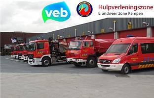 Brandweerzone Kempen